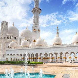 DAY TRIP IN ABU DHABI BY CAR