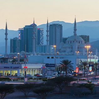 THE WEEKENDER'S GUIDE TO THE BEST OF LUXURY IN FUJAIRAH