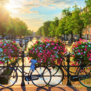 TOP 8 THINGS YOU CAN'T MISS IN AMSTERDAM