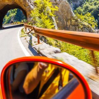 BEHIND THE WHEEL: BEST EUROPEAN ROAD TRIPS FOR SUMMER '18