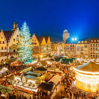 GERMANY'S BEST CHRISTMAS MARKETS