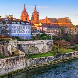 FIVE WAYS TO EXPLORE SWITZERLAND THIS SUMMER