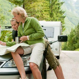 AMERICAN ADVENTURES: 5 CLASSIC US ROAD TRIPS